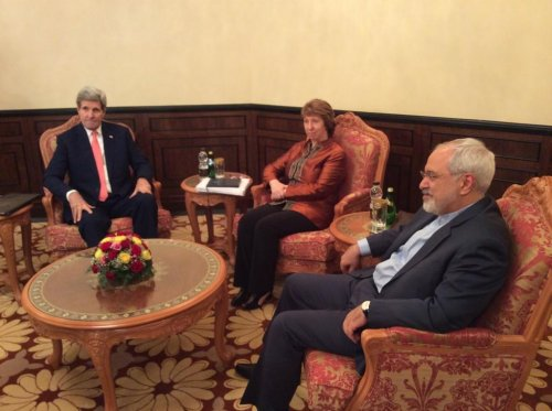 Iran nuclear trilateral meeting wraps up as Nov. 24 deadline looms