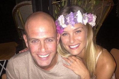 Bar Refaeli, fiancé Adi Ezra marry in Israel
