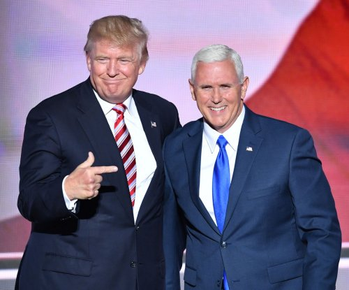 Mike Pence makes introduction to voters as stout Midwestern conservative