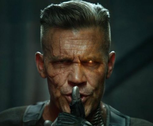 Ryan Reynolds shares first look of Josh Brolin as Cable in 'Deadpool 2'
