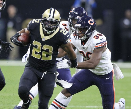 Drew Brees leads New Orleans Saints over Chicago Bears for fifth straight win