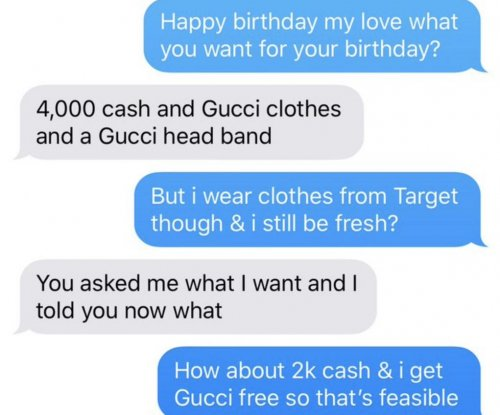 Chad Johnson negotiates with daughter for $2K in cash for birthday
