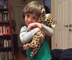 Rhode Island State Police help boy, 4, with lost toy