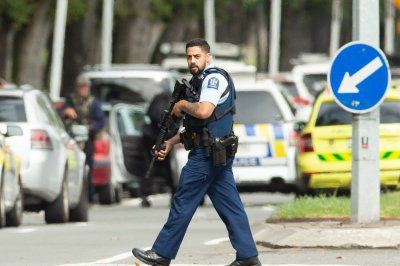 Terrorism, additional murder charges filed against accused Christchurch shooter