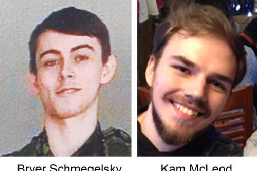 RCMP: Missing Canadian teens sought as suspects in deaths of three people
