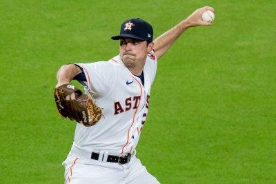 Astros' Brandon Bielak wins pitchers' duel vs. Rockies