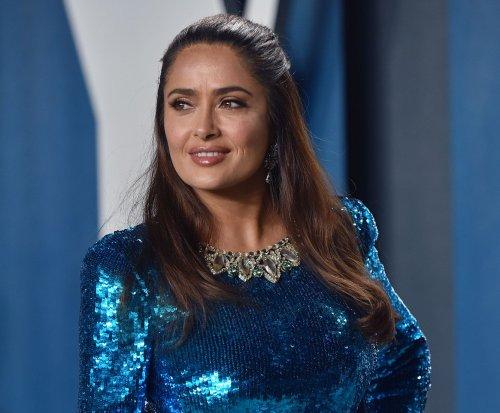 Salma Hayek says keeping 'Eternals' role secret was 'torturous'