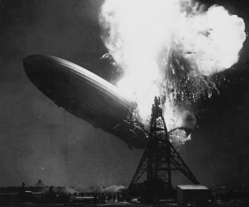Zeppelin official gives eyewitness account of Hindenburg explosion