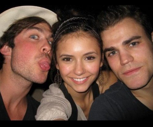 Nina Dobrev shares 'Vampire Diaries' throwback photos