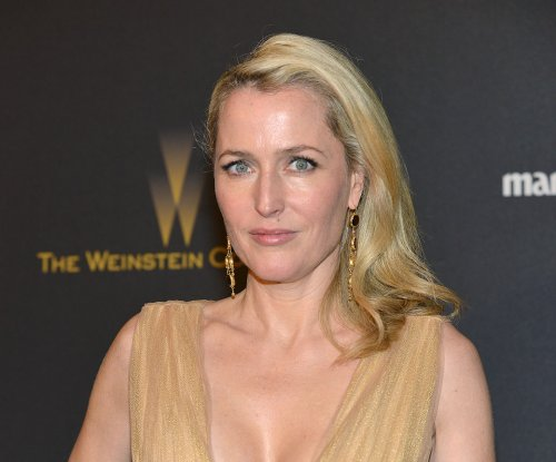 Gillian Anderson shocked by unequal 'X-Files' pay