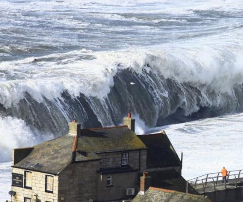 Europe's 2013-2014 winter storms were most powerful in 70 years
