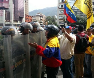 Venezuela says opposition protest is coup d'etat attempt by 'imperialist' U.S.