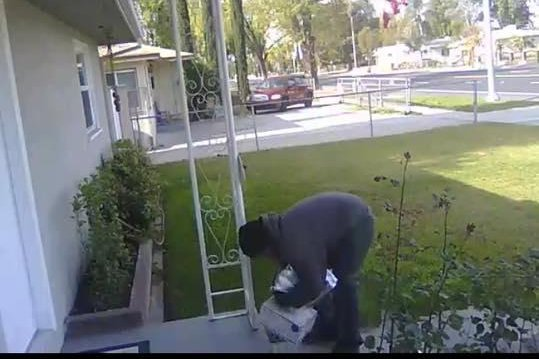 Watch Box Stolen From Man S Porch Contained Variety Of