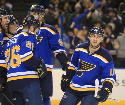 Robby Fabbri scores hat trick in St. Louis Blues' win vs. Philadelphia Flyers