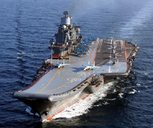 Russia scaling down forces in Syria, sending aircraft carrier home