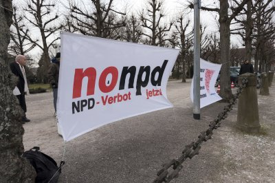 German court rejects ban on far-right political party NPD