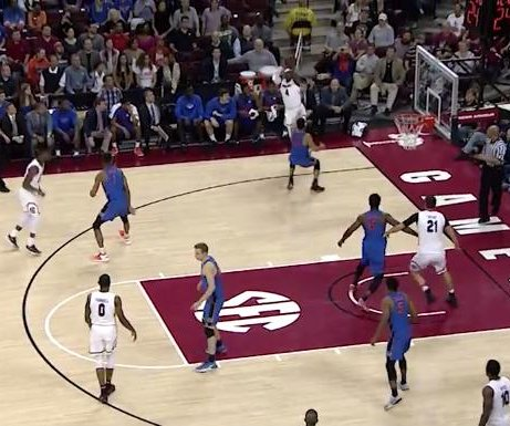 No. 24 South Carolina tops No. 19 Florida behind Sindarius Thornwell