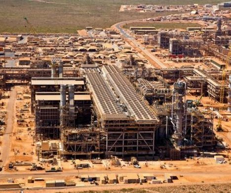 Chevron makes LNG headway