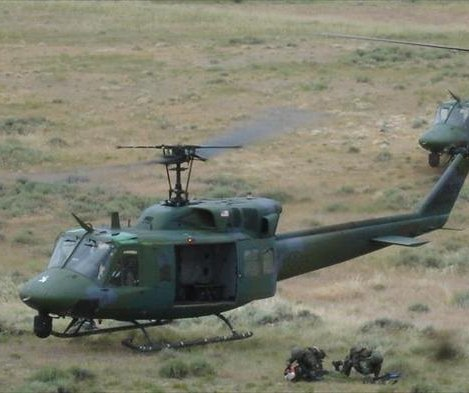 State Department signs contract for repair of counter-narcotics helicopters