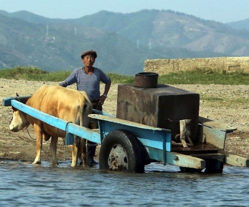 North Korea at high risk for humanitarian crisis