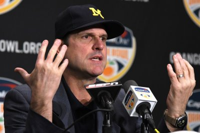 Jim Harbaugh: Michigan Wolverines QB Brandon Peters 'likely' to start against Minnesota