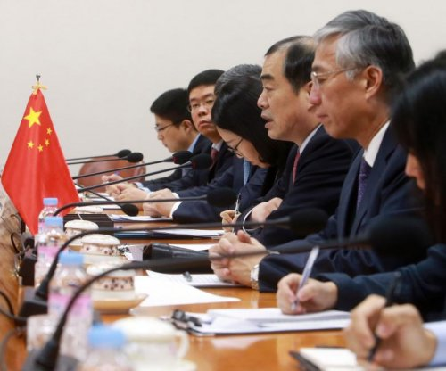 Chinese delegate calls deferred U.S.-South Korea drills a 'freeze-for-freeze'