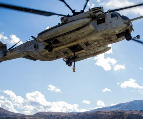 4 dead in Marine helicopter crash in California