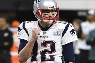 Tom Brady reportedly working out at team facility