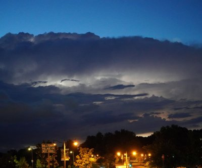 Thunderstorms linked to 3,000 ER visits a year in seniors with asthma, COPD