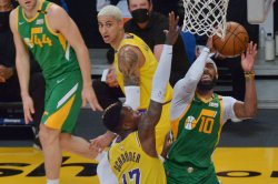 Utah Jazz PG Mike Conley ruled out for Game 1 vs. Los Angeles Clippers