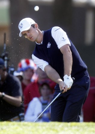 Rose back to 3rd in golf rankings