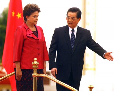 Brazil seals new deals with China