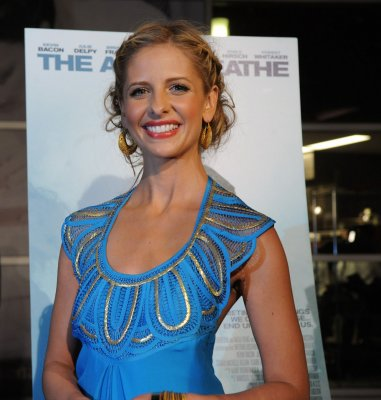 Gellar pregnant with second child