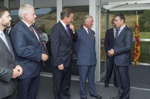 NATO leaders agree on European rapid-response force