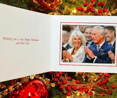 Prince Charles' holiday card features photo from Prince Harry's Invictus Games