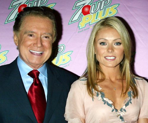 Regis Philbin, Kelly Ripa haven't spoken since 2011