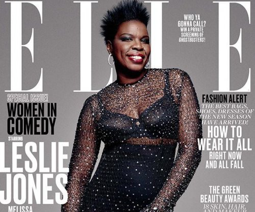 'Ghostbusters' stars go glam for Elle magazine covers