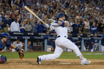 Los Angeles Dodgers vs Chicago Cubs, NLCS Game 3 recap: photos, notes, analysis