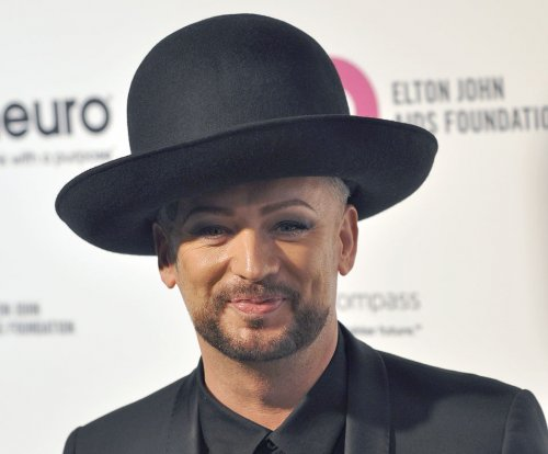 Boy George recalls early rivalry with George Michael