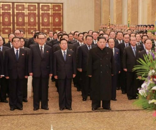 North Korea's Kim Jong Un pays tribute on father's birth anniversary