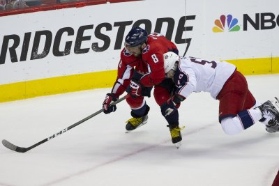 2018 Stanley Cup Playoffs: Capitals eliminate Blue Jackets