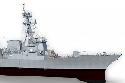 Raytheon receives contract for new AEGIS radars