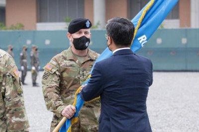 Gen. Paul LaCamera takes over as leader of U.S. Forces Korea