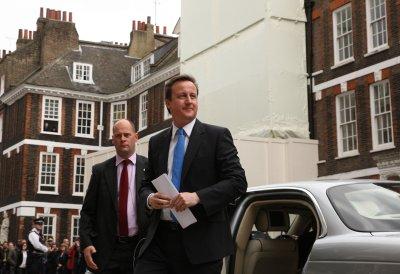 British prime minister