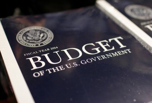 U.S. budget deficit shrinks faster than expected