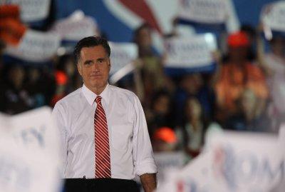 Romney schedule for Oct. 10