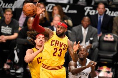 LeBron James vs. Kevin Durant when Cavaliers visit OKC