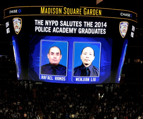 Law enforcement deaths up 24 percent in 2014 in U.S.