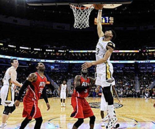 New Orleans Pelicans end Atlanta Hawks' winning streak at 19