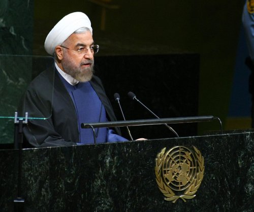 Iran's Rouhani says sanctions must end immediately or nuke deal is off table